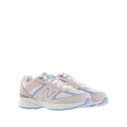 Sneaker 990v5 in suede