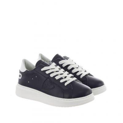 Sneaker granville in pelle