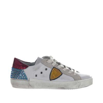 Sneaker paris x l diamant in pelle