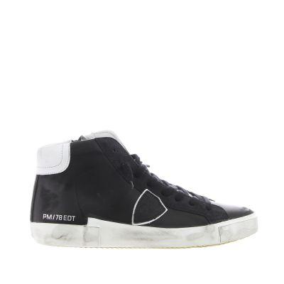 Sneaker prsx high in pelle