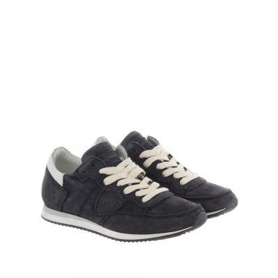 Sneaker tropez in nabuk