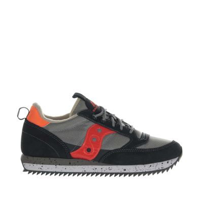 Sneaker jazz original peak in camoscio e mesh