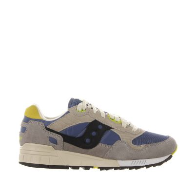 Sneaker shadow 5000 in camoscio e nylon