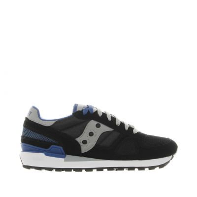 Sneaker shadow original in camoscio e mesh