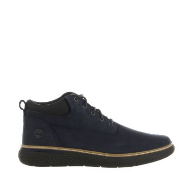 Chukka boots cross mark pt in nabuk