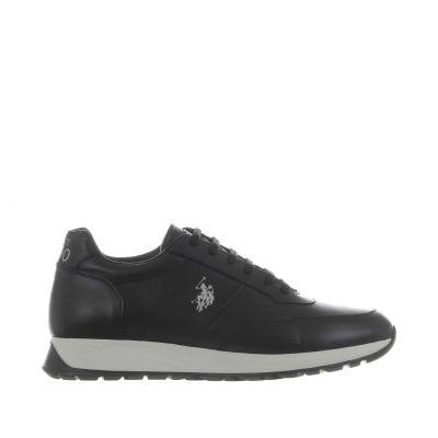 Sneaker nicky in pelle