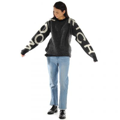 Pullover in lana alpaca