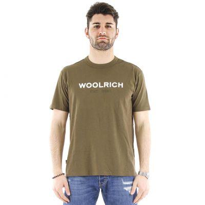 T-shirt logo tee in cotone
